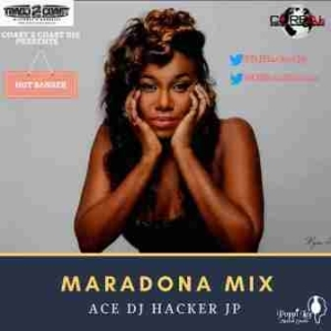 DJ Hacker Jp - Maradona Mix (Niniola)